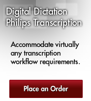 Philips Transcription