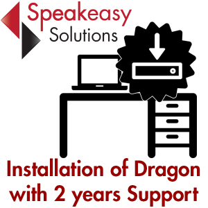 SeS Dragon Installation with Support