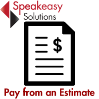 Pay from Estimate