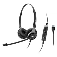 Sennheiser SC 660 USB ML wired headset