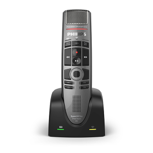 Philips SpeechMike Premium Air SMP wireless handheld microphone 4000