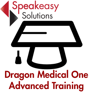 Dragon Medical One advanced training