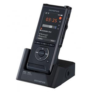 Olympus DS-9500 with CR-21 cradle