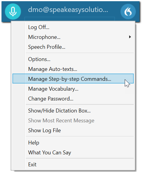 Inserting date time with Dragon Medical One - DMO Step by Step Command